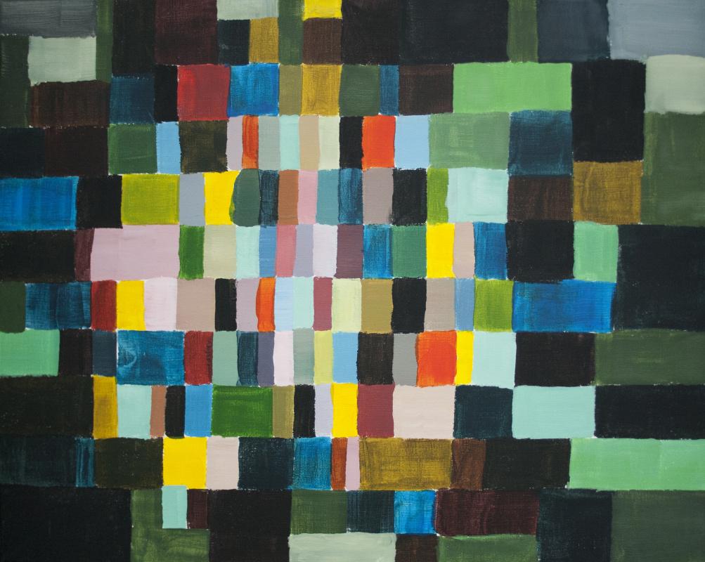 Gertjan Buijs. Composition I