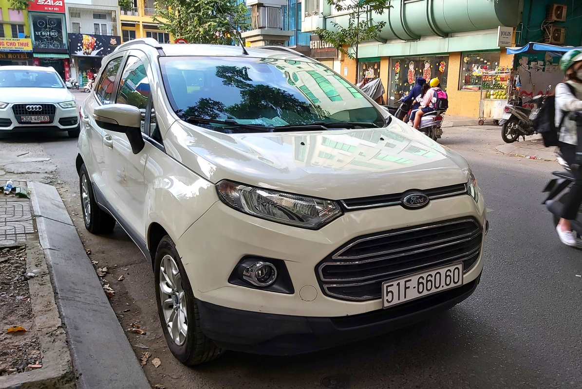 Hoang Viet. The white car I wished for