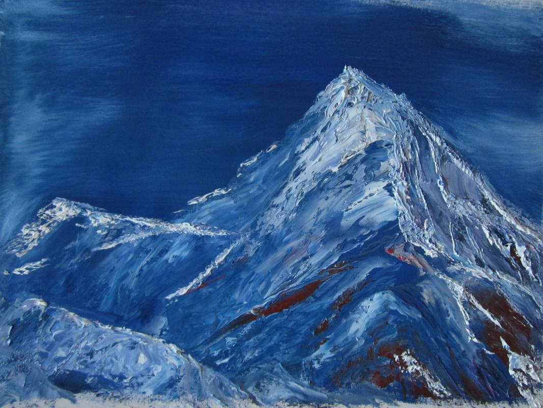 Дмитрий Юрьевич Буянов. Mountain motif
