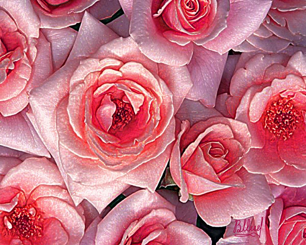 Vasiliy Mishchenko. Flowers 003