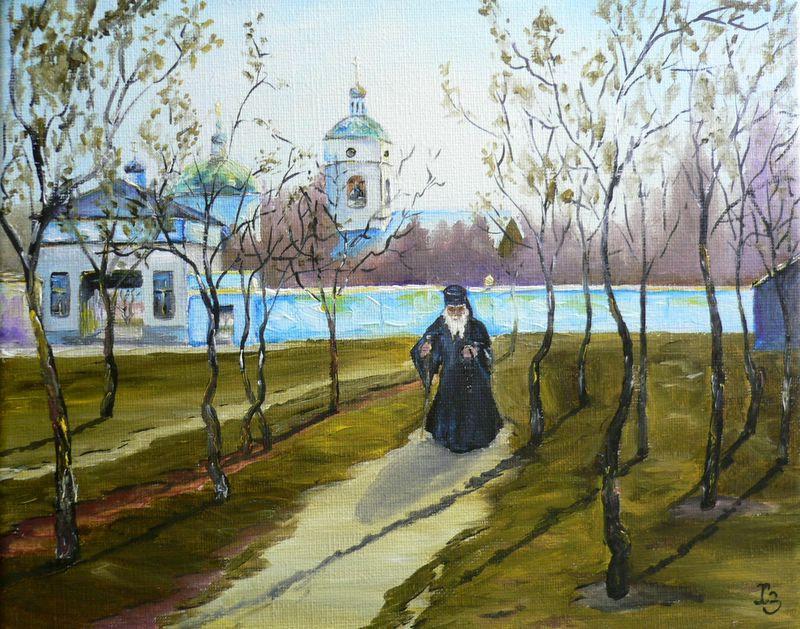 Сергей Николаевич Ходоренко-Затонский. The elder