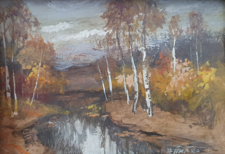 David Pilko. Autumn