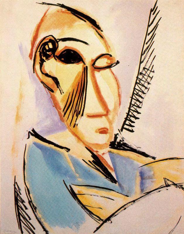 Пабло Пикассо. Сюжет 30