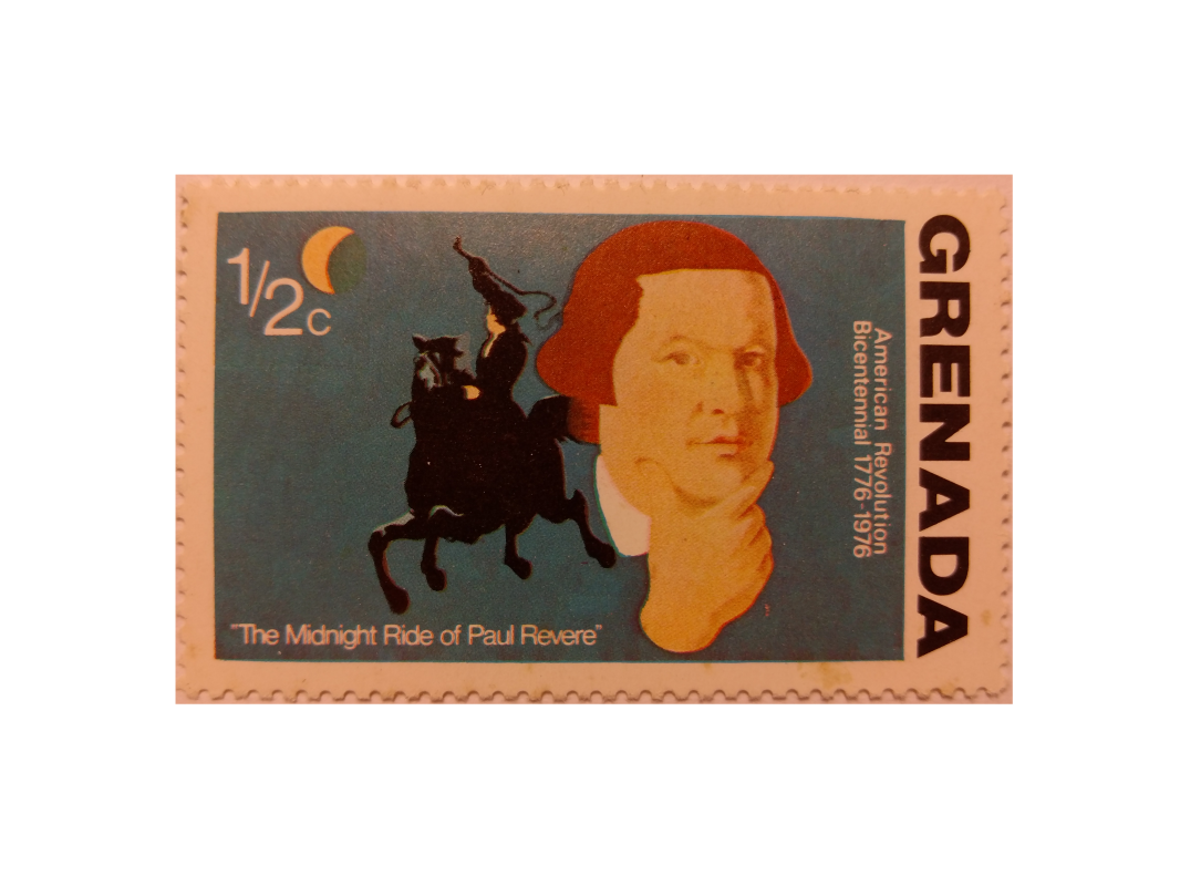 "Arthur Gabdrupes. ""Image"": ""Brand""; ""Mail"": ""Grenada"", 1976g. . ""Archiv""."