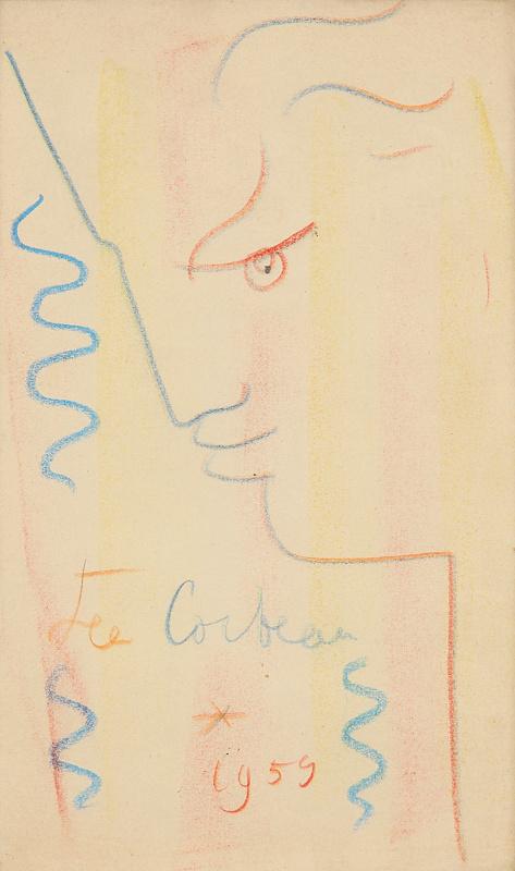 Жан Кокто. Профиль