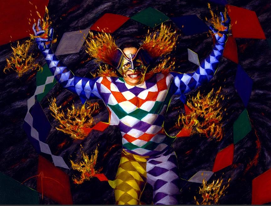 Alan Rabinowicz. Clown