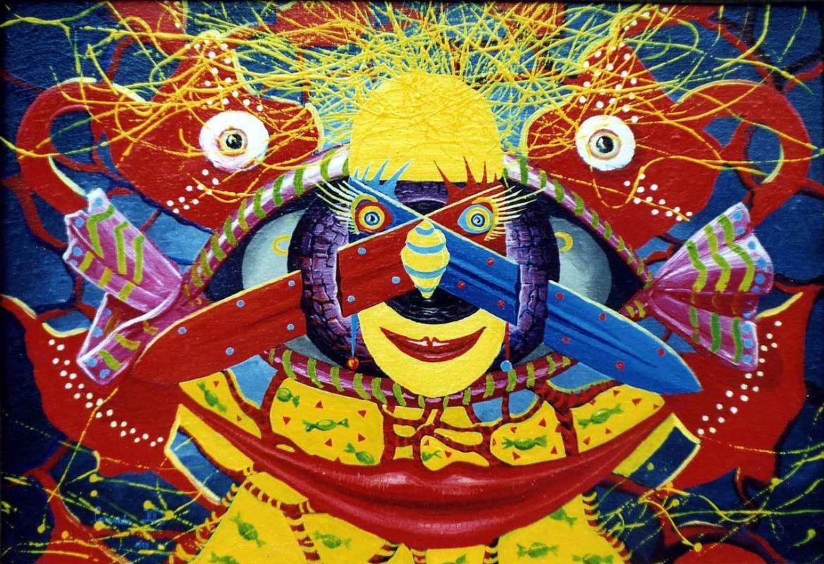Yuri Vladimirovich Sizonenko. Clown.