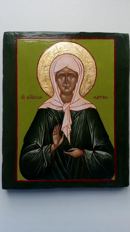 Catherine Satulina. Matrona Moscow