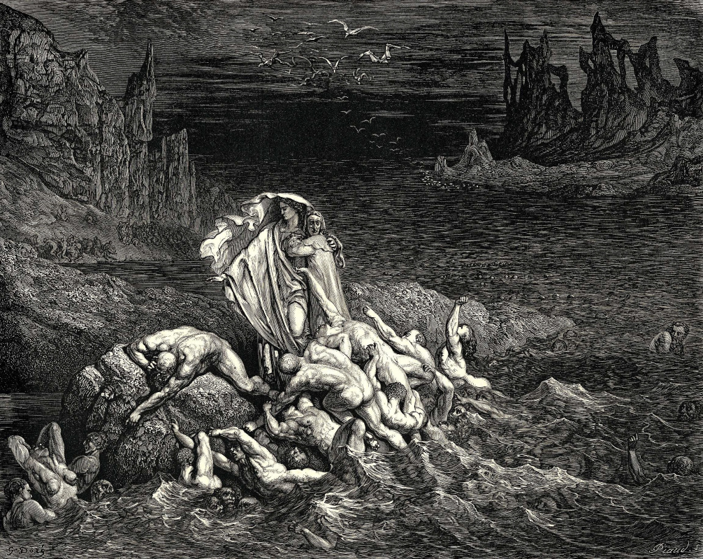 an analysis of the piece the wave by gustave dore of the menil collection I might have been inclined, myself, to regard a coffin-nail as the deadest piece of ironmongery in the trade but the wisdom of our ancestors is in the simile and my unhallowed hands shall not disturb it, or the country's done for.