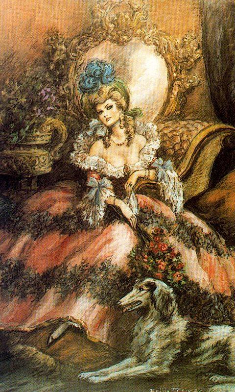 Эмилио Фрейхас. Прекрасная леди