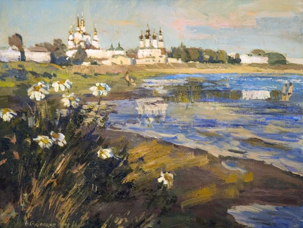 Boris Anatolevich Studentzov. Veliky Ustyug