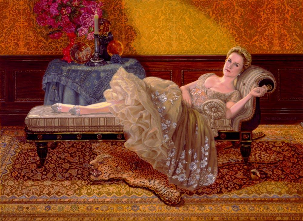James Childs. Elizabeth Johnson