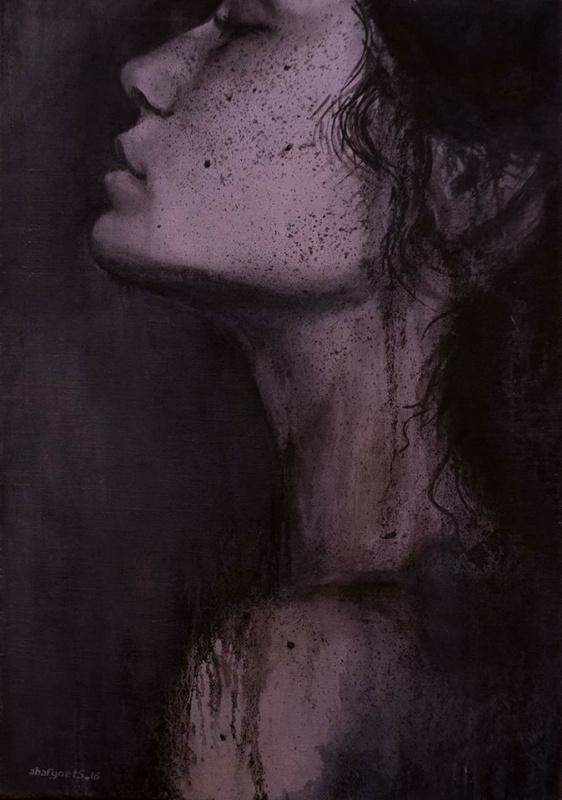 Ангелина Гафинец. Прекрасна, как ты