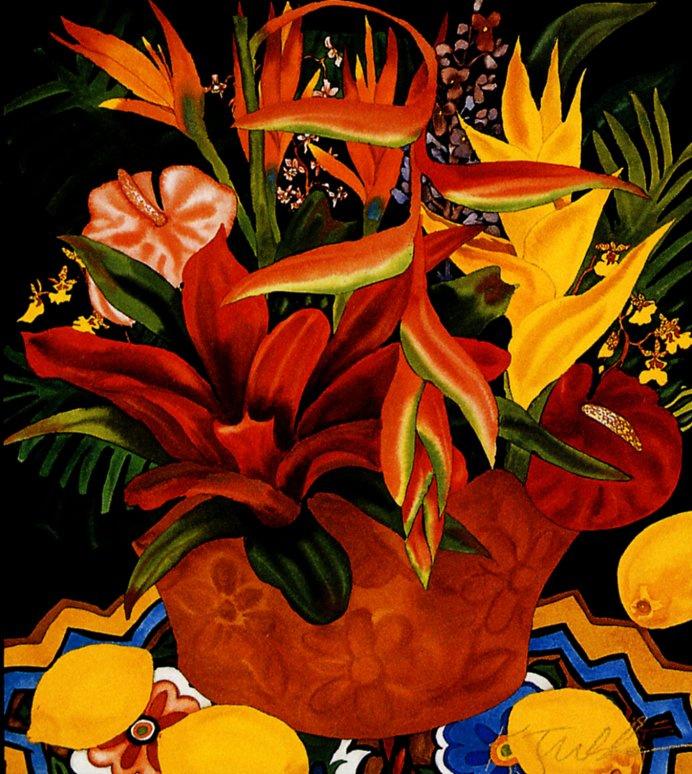 Ян Кендалл. Четыре лимона