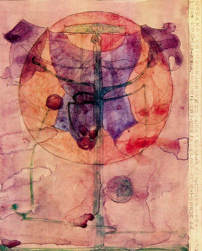 Чарльз Ренни Макинтош. Цветочный мотив 22