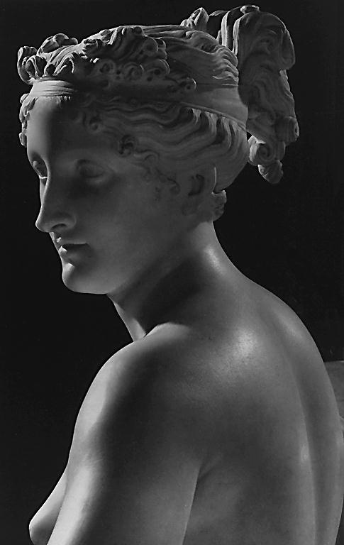 Антонио Канова. Венера, фрагмент