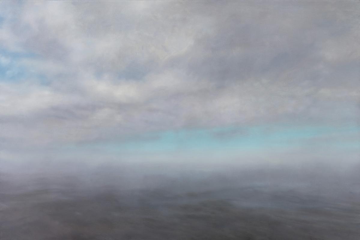 Gerhard Richter. Seascape