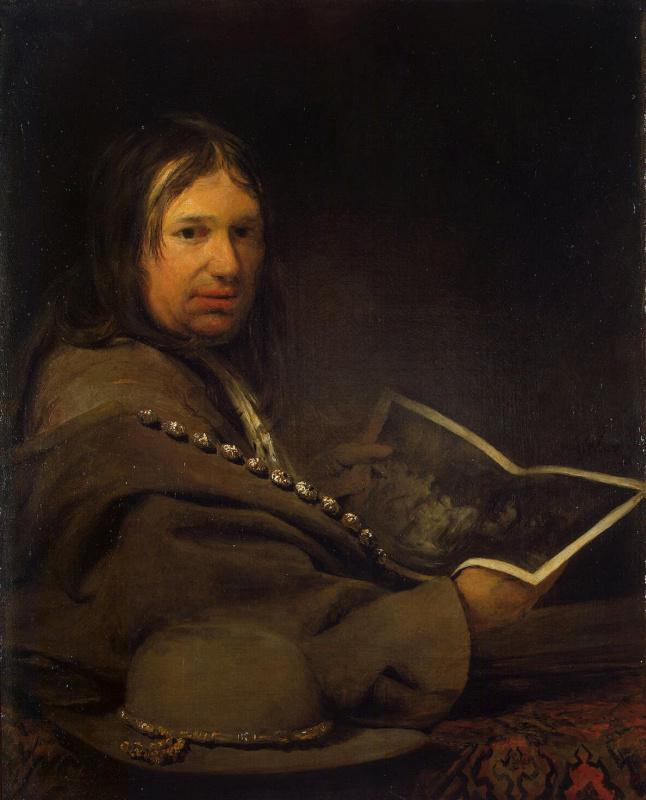 Арт Йоханс де Гелдер. Автопортрет