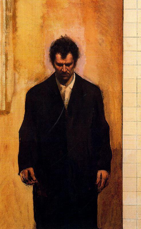 Стивен Конрой. Мужской портрет