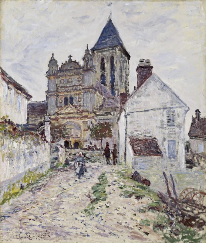 Церковь в Ветёйе