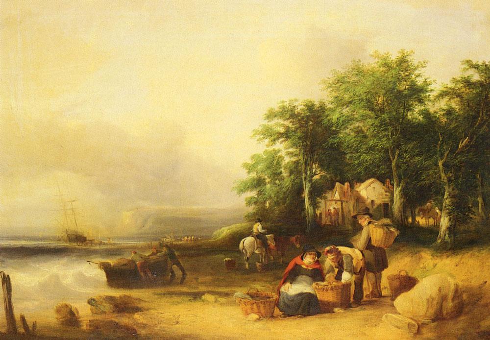Уильям Шайер. Пейзаж