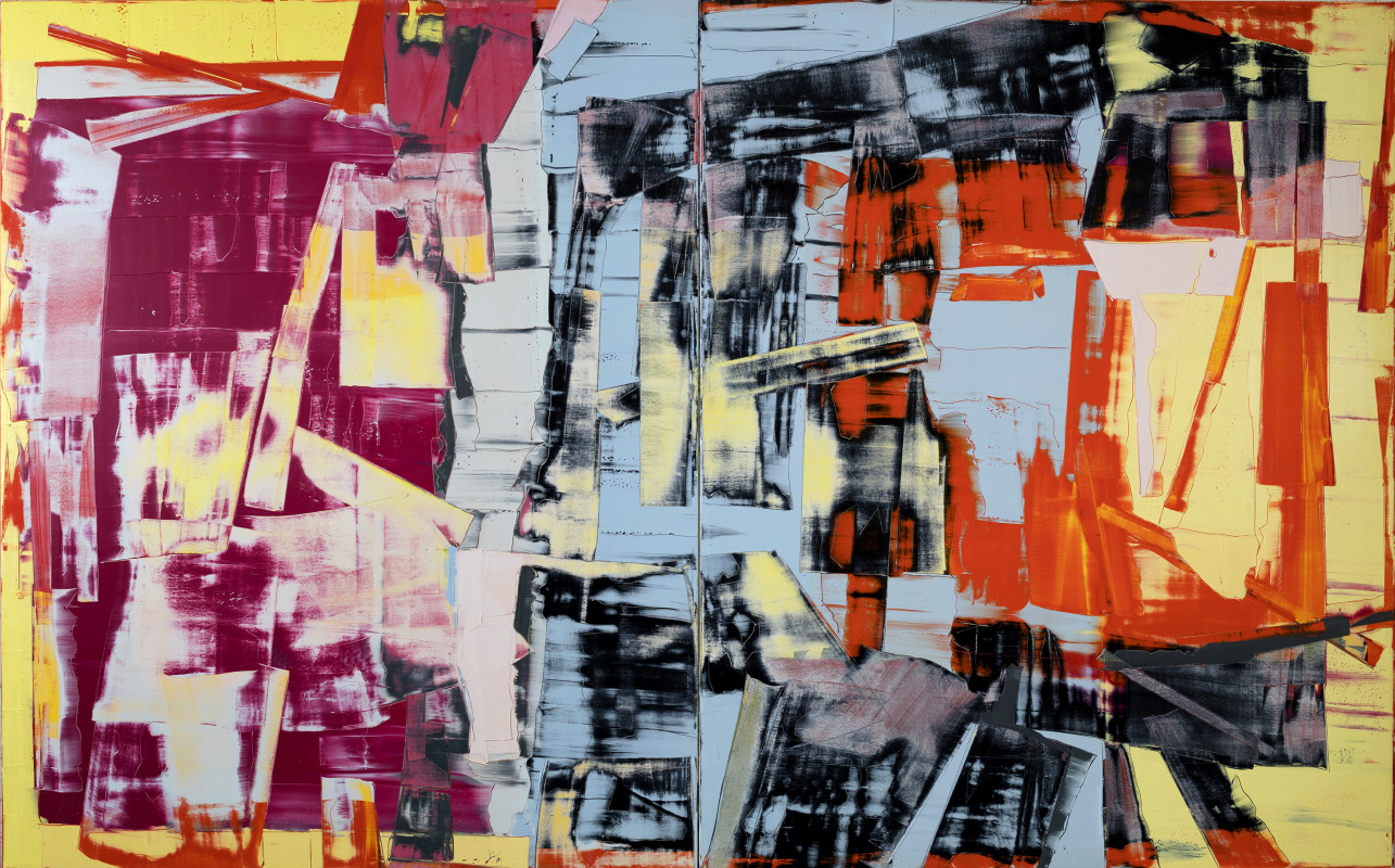 Gilad Efrat. Untitled