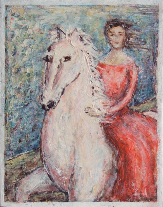 Андрей Харланов. On the horse