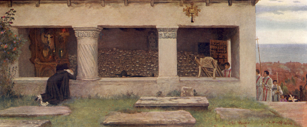 Herbert Gustave Schmalz. Ashes to ashes