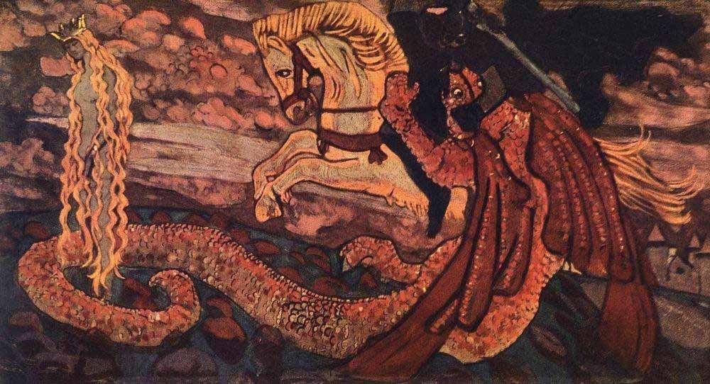 Nicholas Roerich. Zmienna