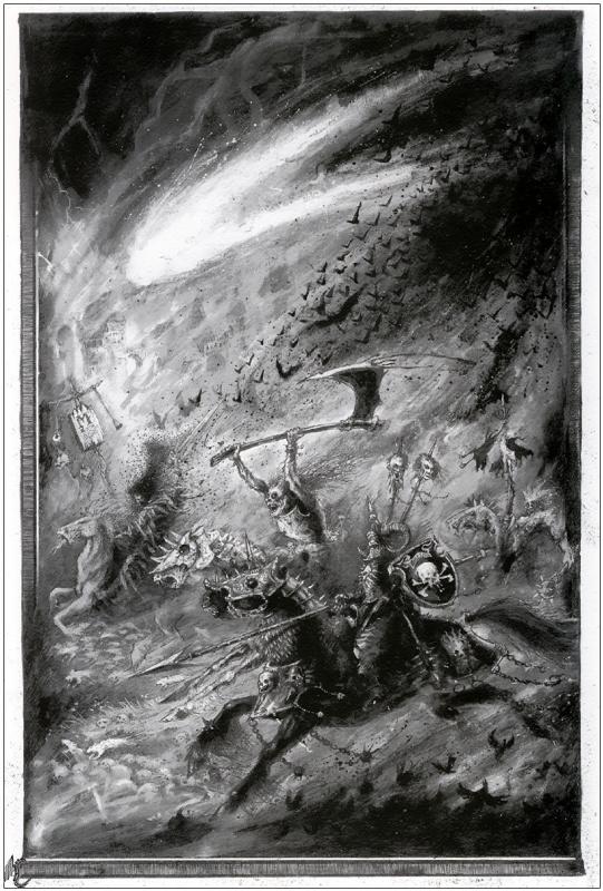 Мордхеим. Скелет
