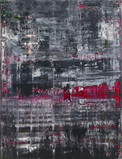 "Gerhard Richter. Cycle ""Birkenau"" II"