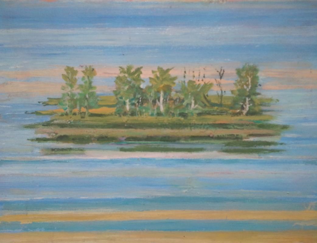 Вячеслав Коренев. Island. Memory.