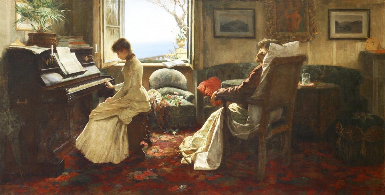 Ivan Fedorovich Seleznev. The last chord