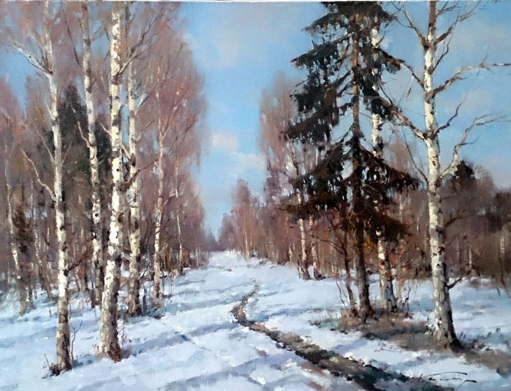 Alexander Markovich Kremer. Alexander Park