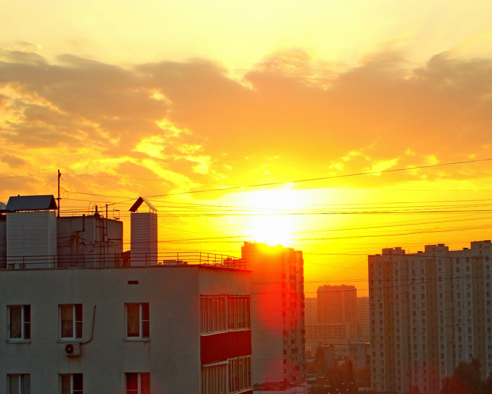 Valery Sagin. Crooked sun