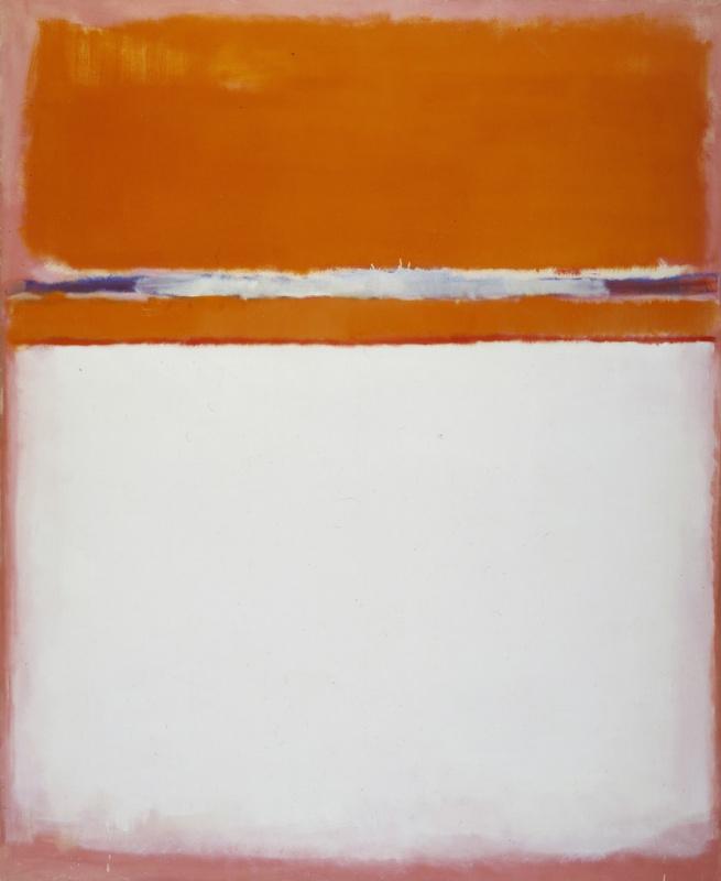 Rothko Mark.  No. 18