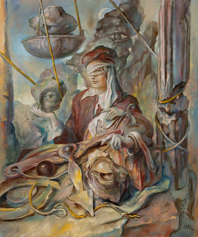Самуэль Бак. В поисках портрета Б