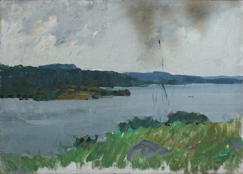 Sergey Fedorovich Melnikov. Lake