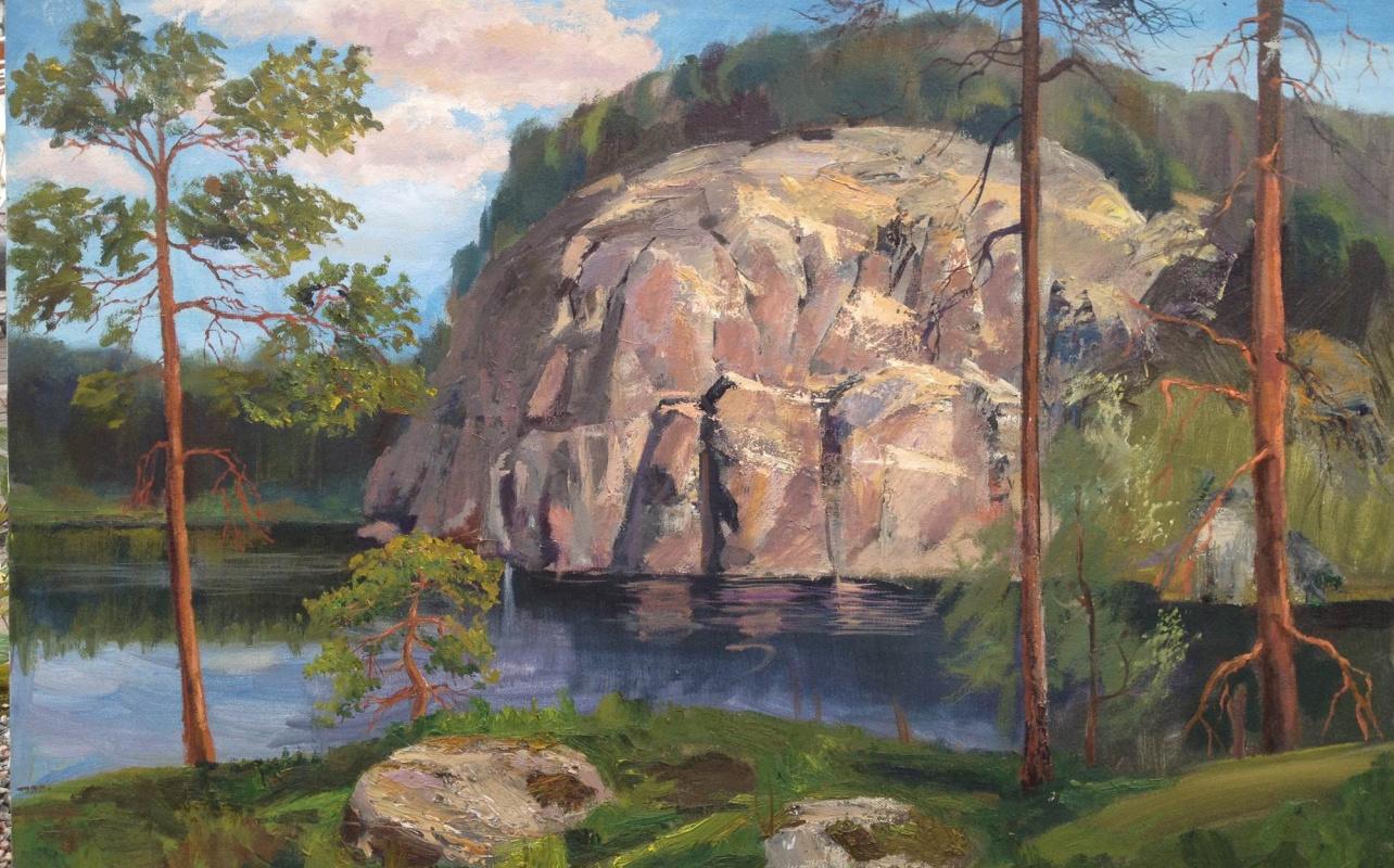 Sergey Valentinovich Karetnikov. Landscape