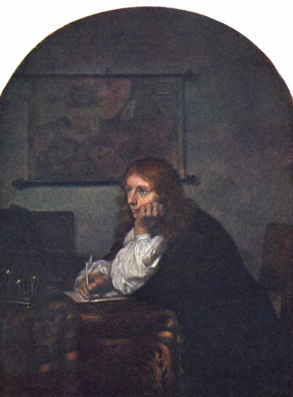 Каспар Нечер. Сочинитель письма