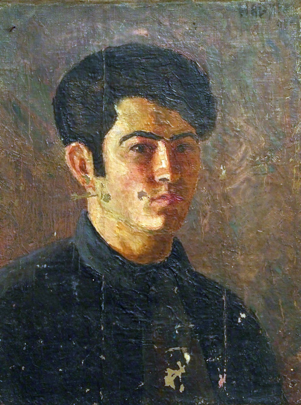 Нариман Аликович Рахимбаев. Автопортрет