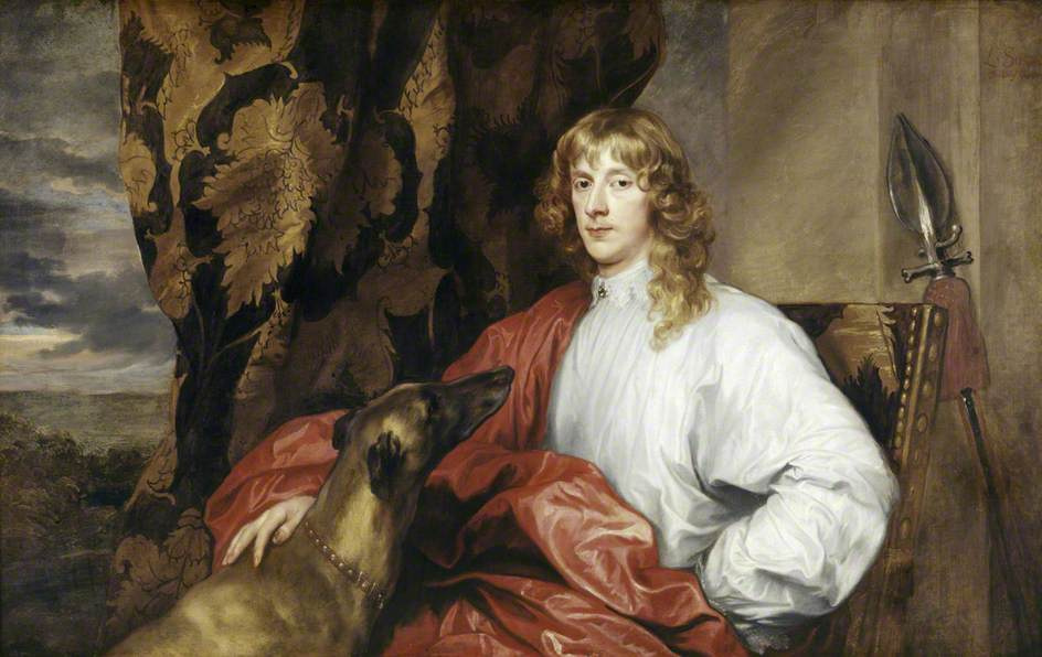Anthony van Dyck. James Stewart, 1st Duke of Richmond and 4th Duke of Lennox