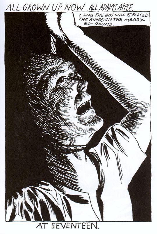 Раймонд Петтибон. Отчаяние