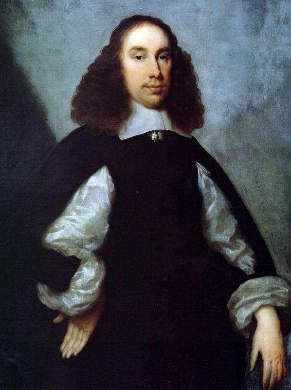 Корнелис Янсенс ван Кёлен. Портрет