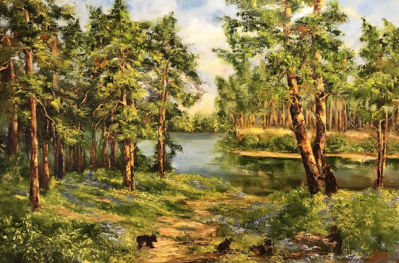 Диана Владимировна Маливани. A Path to the Lake