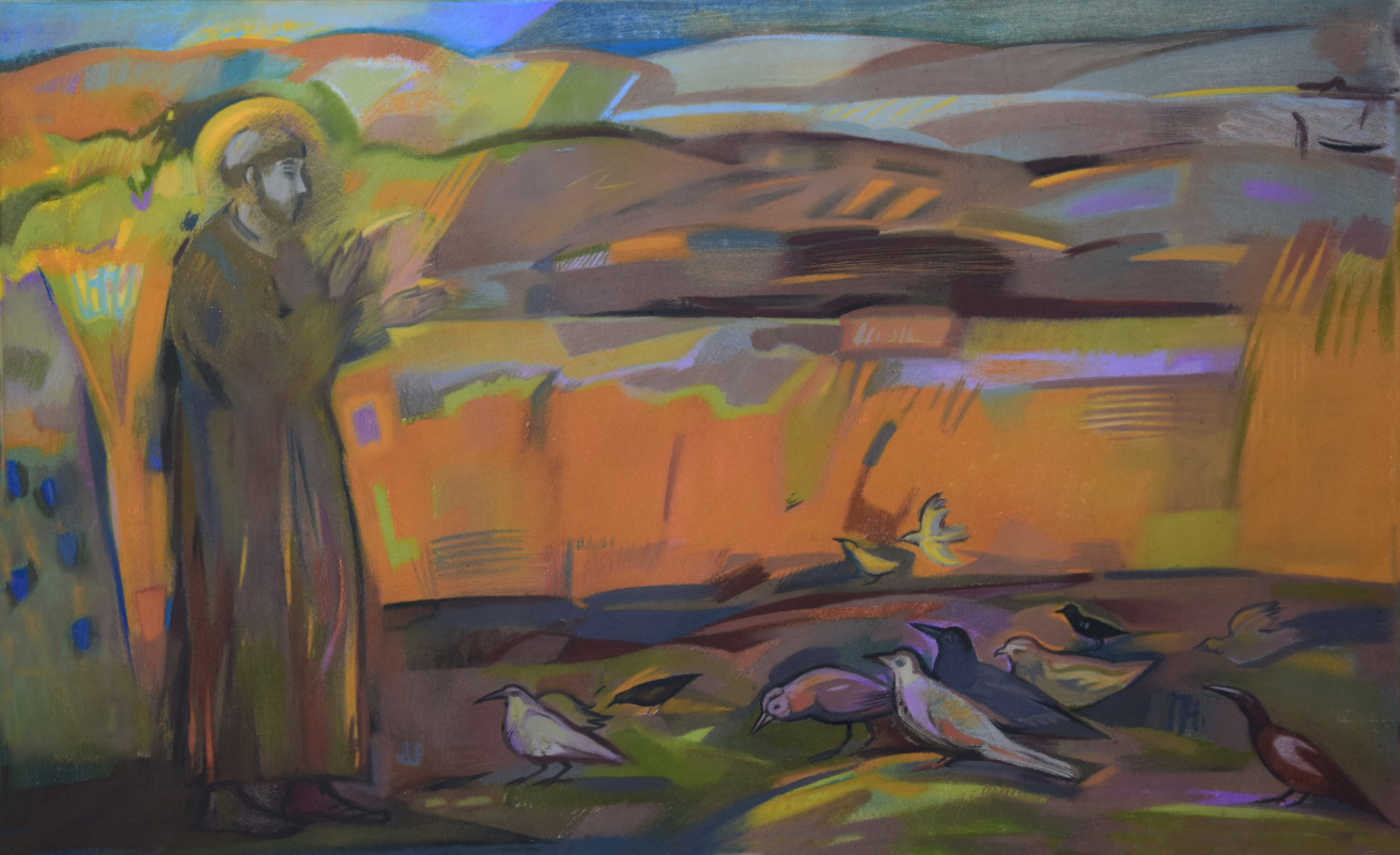 Rumyana Vnukova. Sermon to the Birds