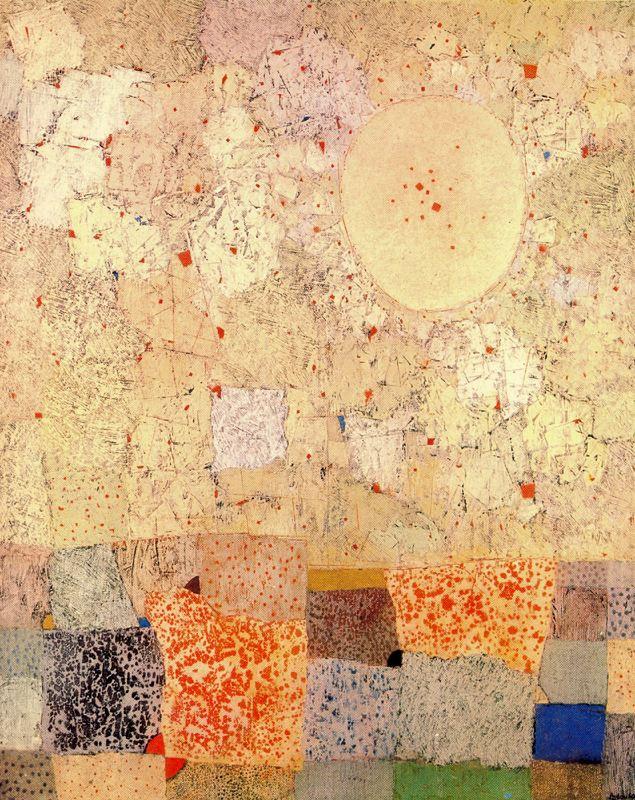 Mordechai Ardon. The sun