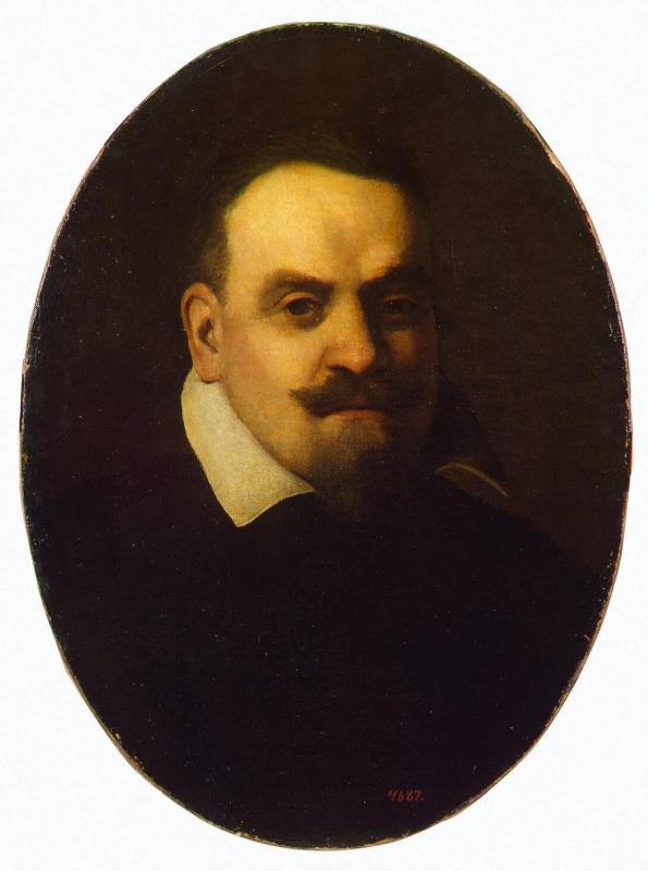 Alonso Cano. Self-portrait