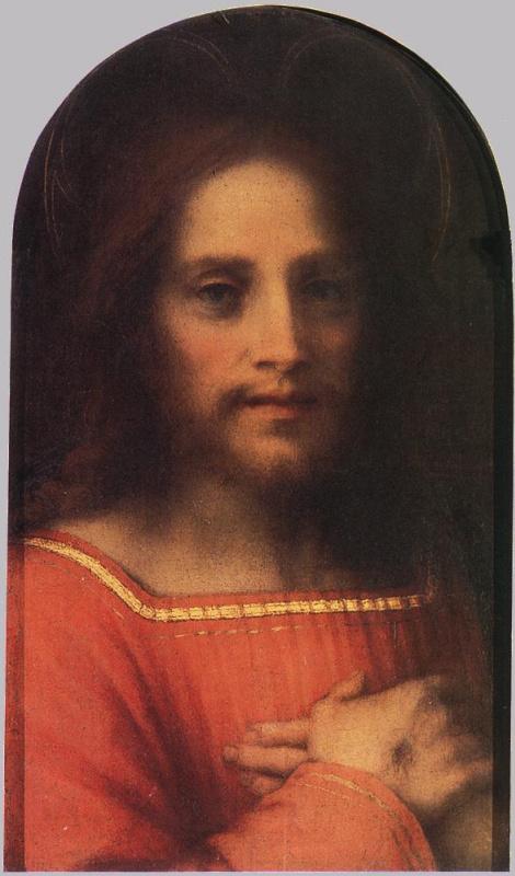 Андреа дель Сарто. Христос