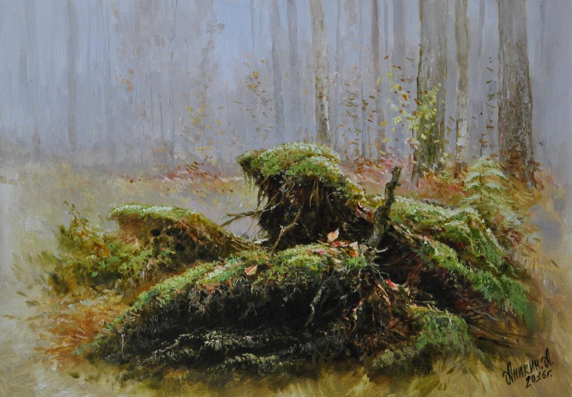 "Alexey Evgenievich Anikin. ""Play autumn waves"""